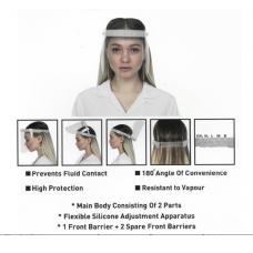 Voin Face Shield Protective Islolation Mask Gray